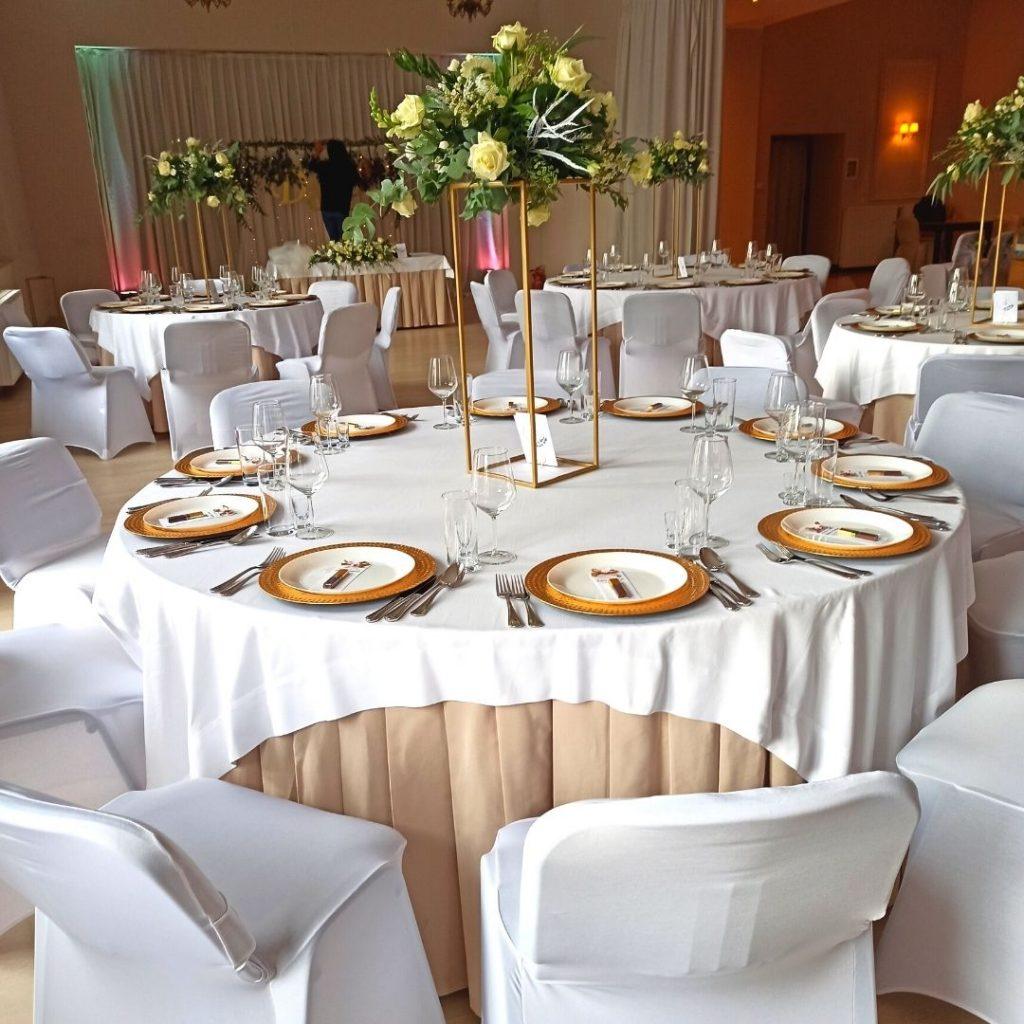 Organizacja wesel i imprez okolicznościowych